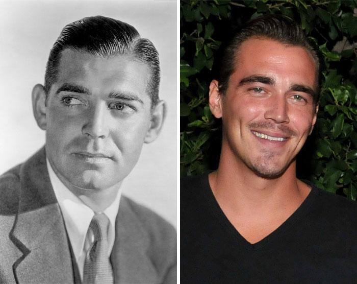 5d9aeed20e241 famous people offsprings 14 5d8ccbe3c583c  700 - Estas celebridades americanas também tinham antepassados famosos