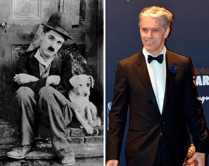 5d9aeed22b1e4 famous people offsprings 3 5d8ccbcc5bc62  700 - Estas celebridades americanas também tinham antepassados famosos