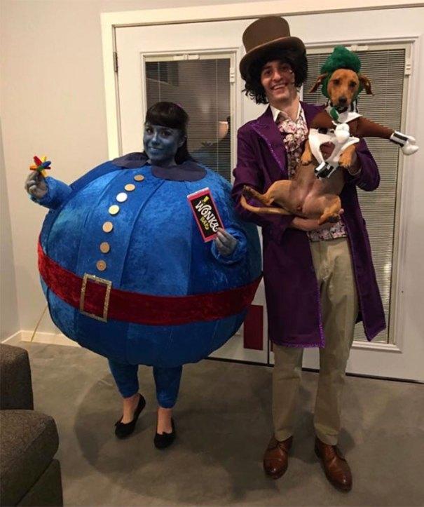 5dba981714dfc Halloween Couple Costume Ideas 202 5dada3e49cd70  700 - Casais que apavoraram em suas fantasias para o Halloween