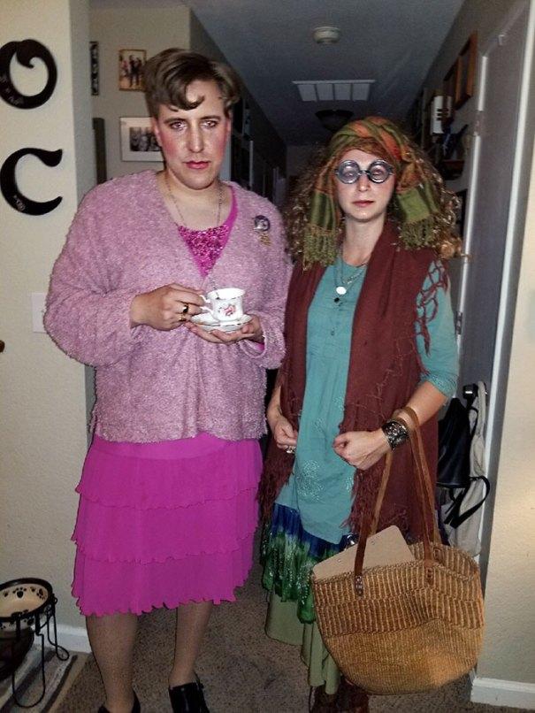 5dba981878830 Halloween Couple Costume Ideas 238 5daeaf515983d  700 - Casais que apavoraram em suas fantasias para o Halloween
