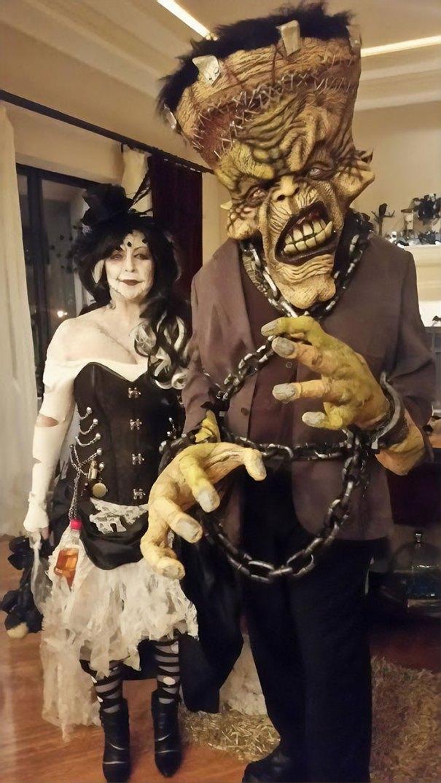 5dba9819552ff halloween couple costume ideas 123 5daee6b6a233a  700 - Casais que apavoraram em suas fantasias para o Halloween