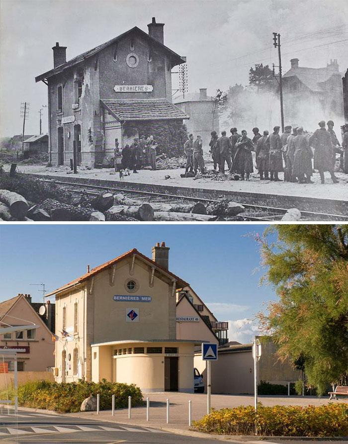 5dc5225c0fa59 Europe during World War 2 and Today our top 22 Now And Then images 5dbffcf38b9d3  700 - 30 fotos fabulosas durante as Guerras e como são esses lugares hoje