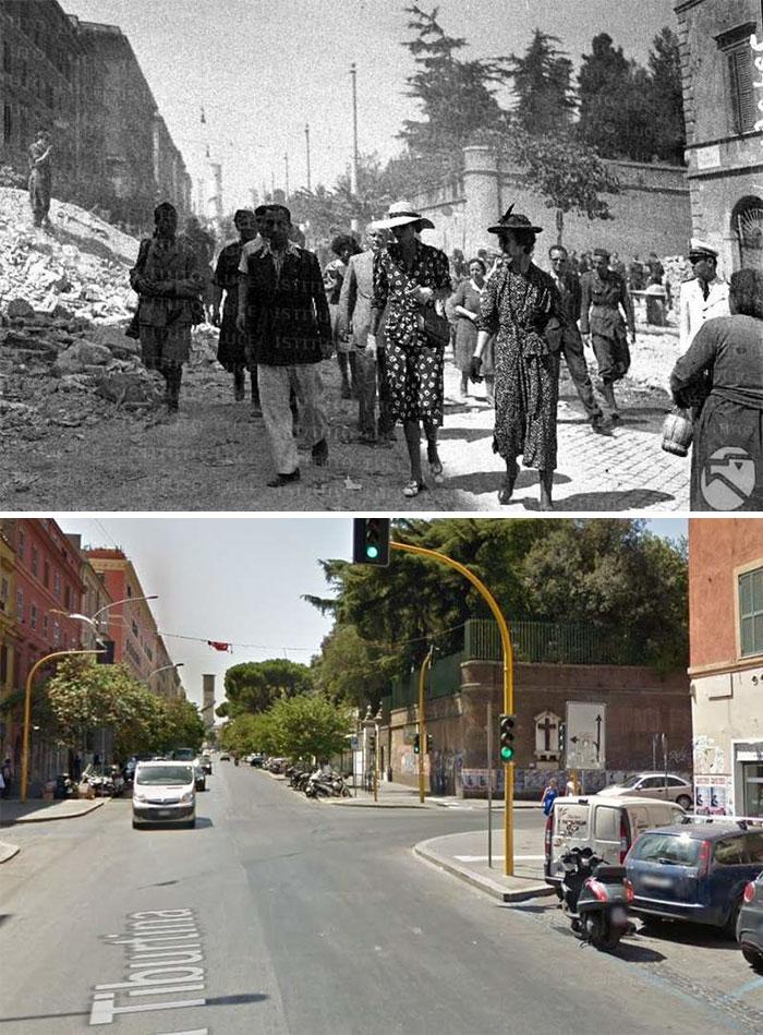5dc522607c1c0 Europe during World War 2 and Today our top 22 Now And Then images 5dbffd1c6b10a  700 - 30 fotos fabulosas durante as Guerras e como são esses lugares hoje