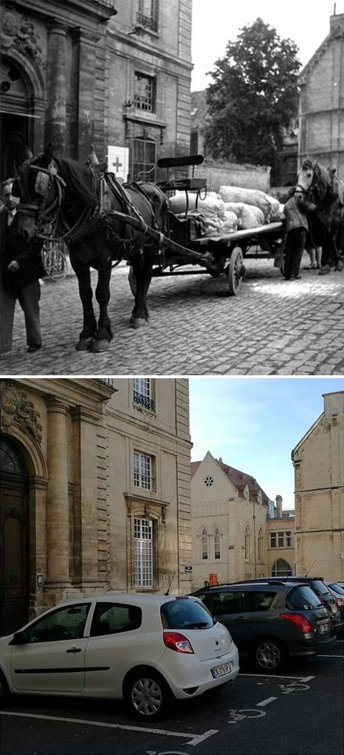5dc52261eda52 Europe during World War 2 and Today our top 22 Now And Then images 5dbffcfbf1a89  700 - 30 fotos fabulosas durante as Guerras e como são esses lugares hoje