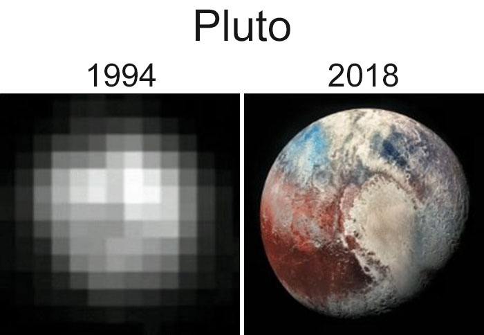 5dee05b8d23fd earth compared to other objects in universe 8 5de7c501c6265  700 - 27 fotos que ajudarão você a entender um pouco melhor o tamanho da Terra