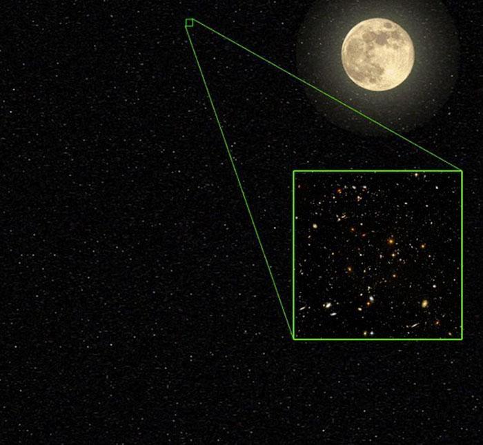 5dee05bd1c43e earth compared to other objects in universe 26 5de7c525e6bc6  700 - 27 fotos que ajudarão você a entender um pouco melhor o tamanho da Terra