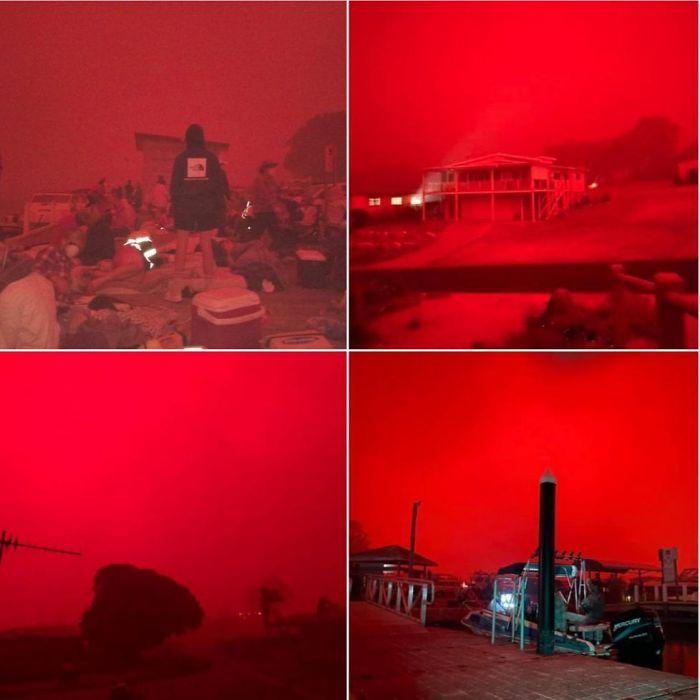 5e14430502775 5e12f48de279f lla1m5954y741  700 - Internet compatilha 50 fotos que revelam as queimadas na Austrália