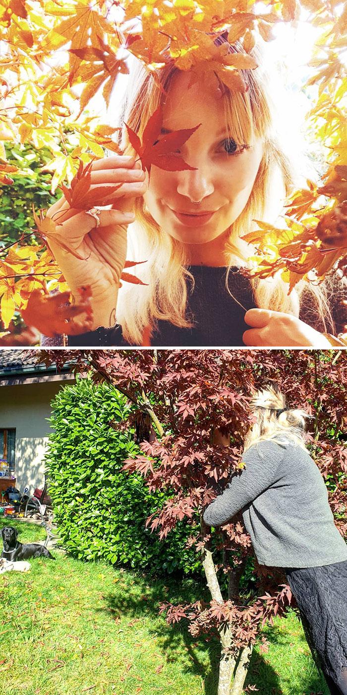 5e144313c2ea3 instagram vs reality kim britt 10 5e0df331f219b  700 - Blogueira compara fotos do Instagram com a realidade