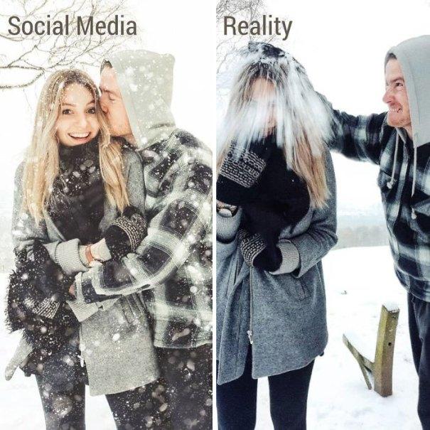 5e1443153f5f2 13 5e132442acc6f 700 - Blogueira compara fotos do Instagram com a realidade