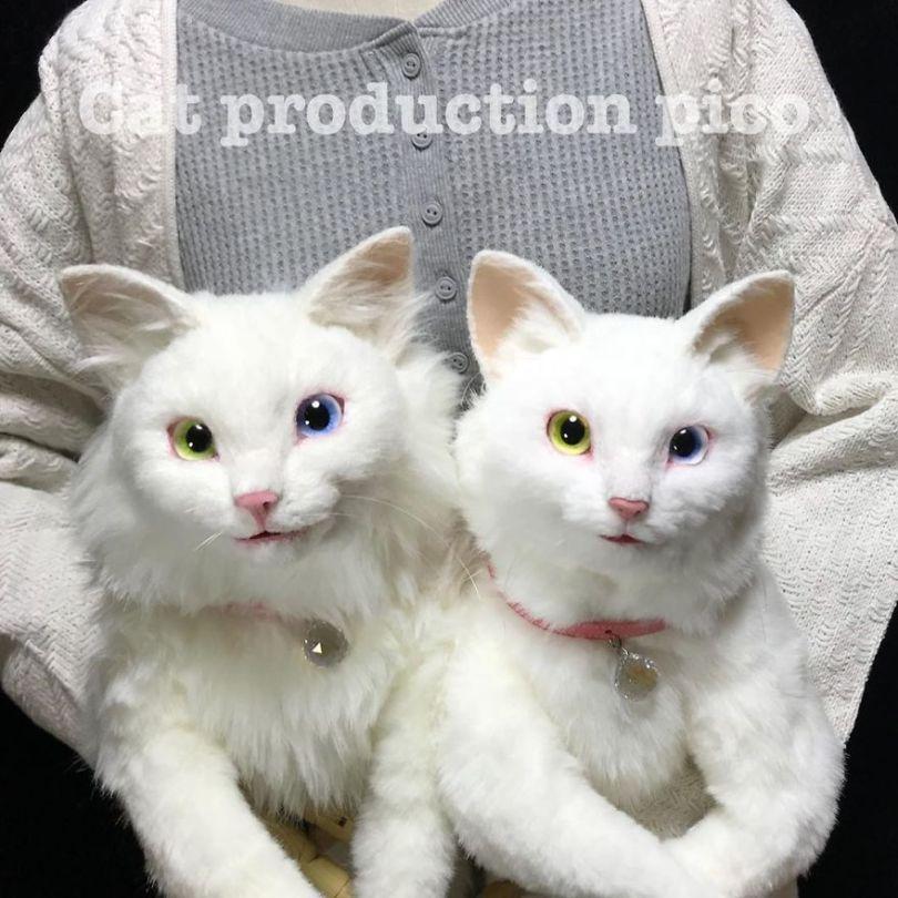 5e577ebd6733f Japanese artist continues to create bags in the shape of cats and realism impresses 5e54cf074ade8  880 - Artista japonês cria Bolsas de gatos que assustam de tanta veracidade