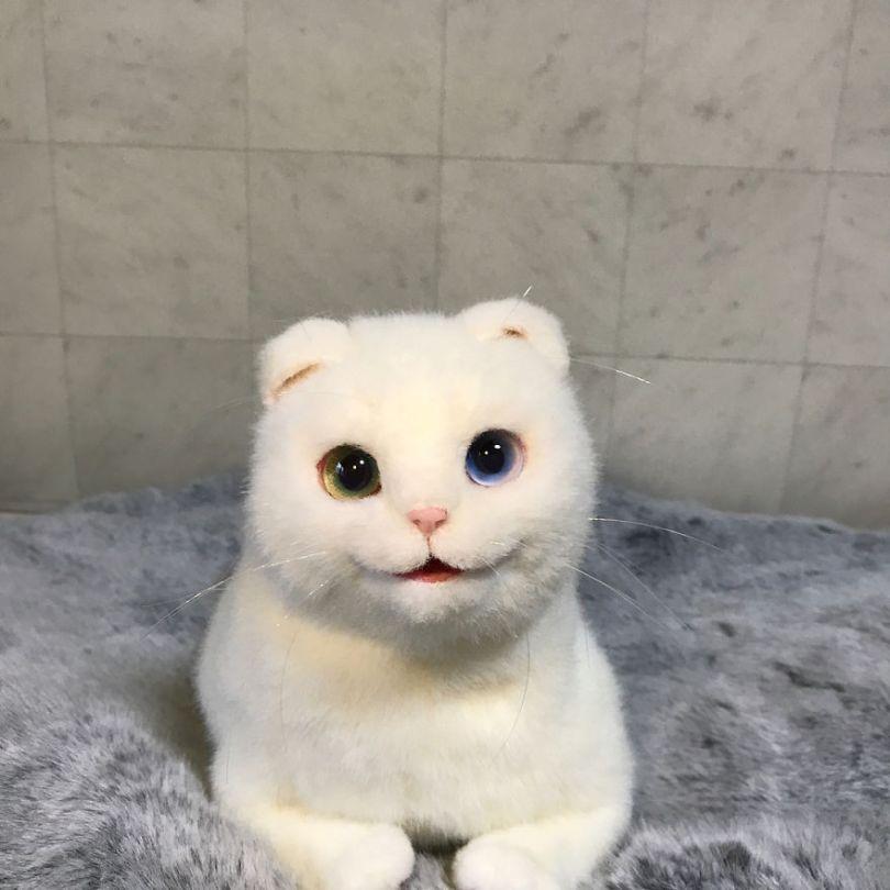 5e577ec4dd991 Japanese artist continues to create bags in the shape of cats and realism impresses 5e54d11854d2e  880 - Artista japonês cria Bolsas de gatos que assustam de tanta veracidade