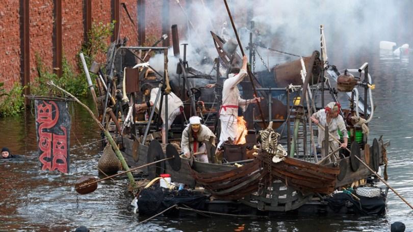 bosch parade netherlands 14 - Bosch Parade: O Carnaval sobre as águas
