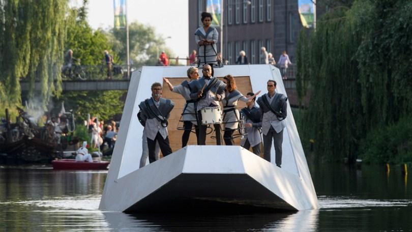 bosch parade netherlands 2 - Bosch Parade: O Carnaval sobre as águas
