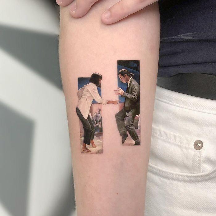 5e689af84ba9c B3g9tKAl9fQ png  700 - Tatuagens minúsculas inspiradas na cultura Pop de tatuador Israelense