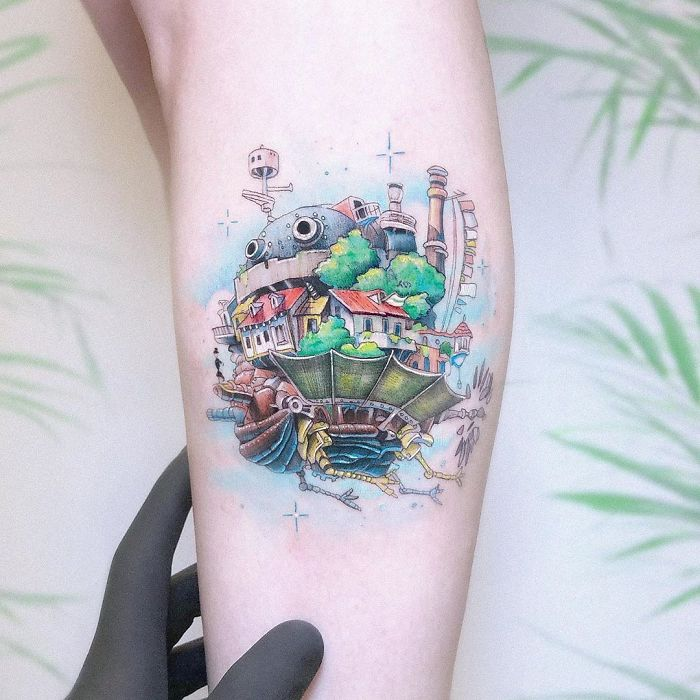 5e689afc0926e B1gRIDMlR03 png  700 - Tatuagens minúsculas inspiradas na cultura Pop de tatuador Israelense