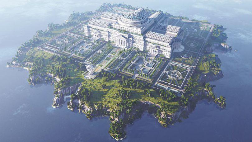 5e6f36b70f6fb the uncensored library minecraft 10 5e6b83f895abe  880 - Um dos maiores cenários do Minecraft