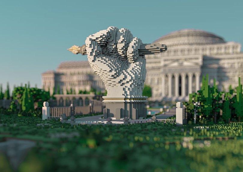 5e6f36b86e72f the uncensored library minecraft 5 5e6b83ef20955  880 - Um dos maiores cenários do Minecraft