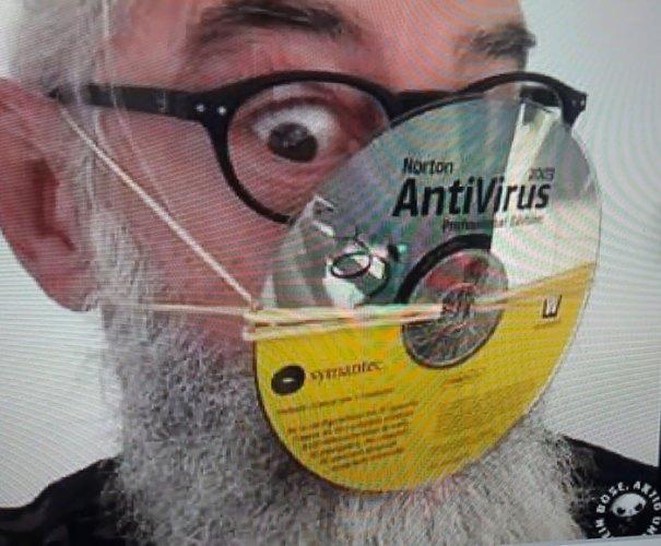 5e86e60a90630 funny coronavirus masks protection 2 5e8482f6dfcd1  700 - 40 maneiras divertidas e criativas de proteger as pessoas do coronavírus