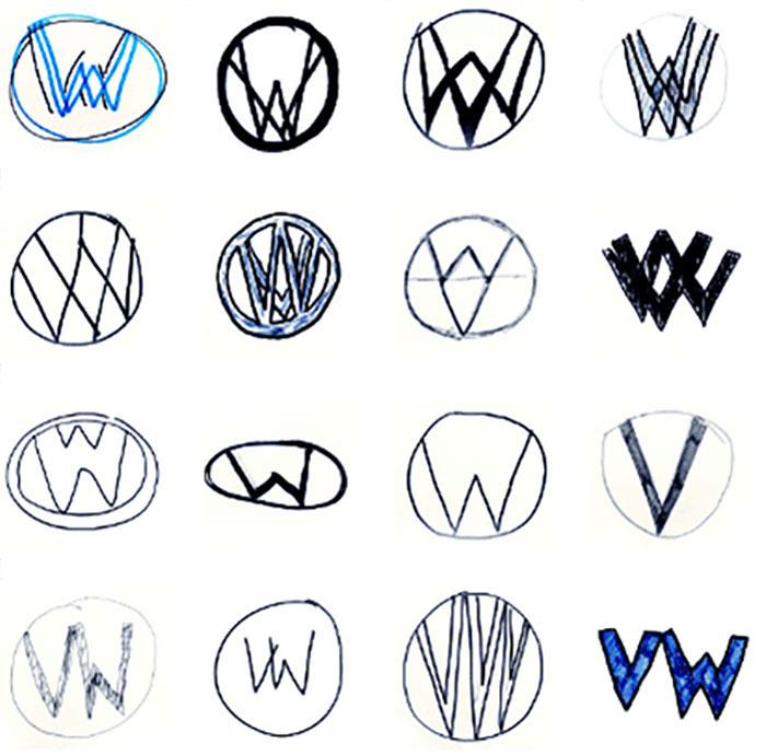 5ea29705ec851 cars logos from memory 5ea14da4edf1f  700 - Desafio - Desenhe logos conhecidas de memória