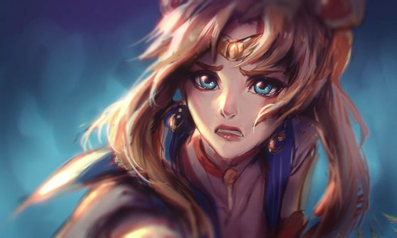 5ec62ac1b266e ggg 5ec462f471012  700 - Publicações de artistas no Twitter surpreende fãs de Sailor Moon