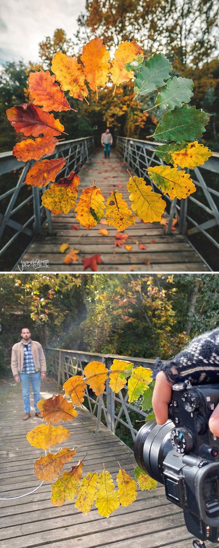 5f6db2f420bf0 photography tricks jordi koalitic 5f6b139d375d3  700 - Fotógrafo revela os bastidores de suas fotos épicas