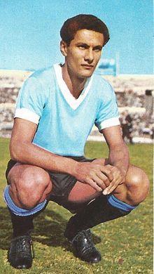 Pedro Rocha en sélection uruguayenne