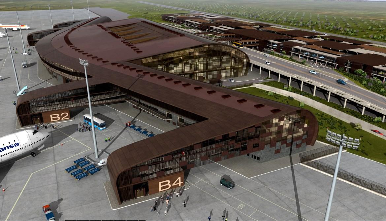 Aeropuerto Reus_Exterior