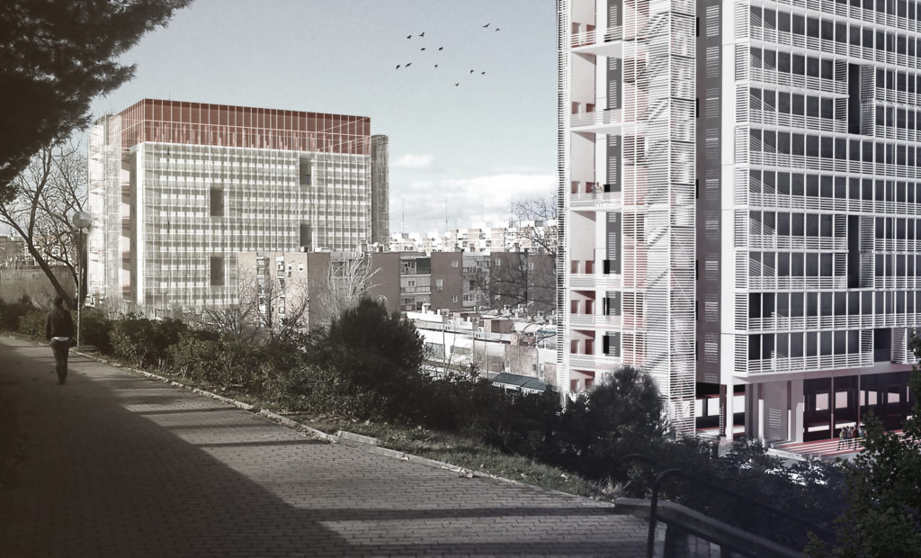 Rehabilitación Barrio del Pilar