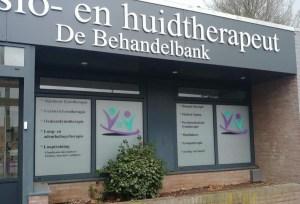 Fysiotherapie De mobiele fysio- en huidtherapeut (Elderveld Arnhem zuid Zevenaar Rijnwaarden) De Bahandelbank