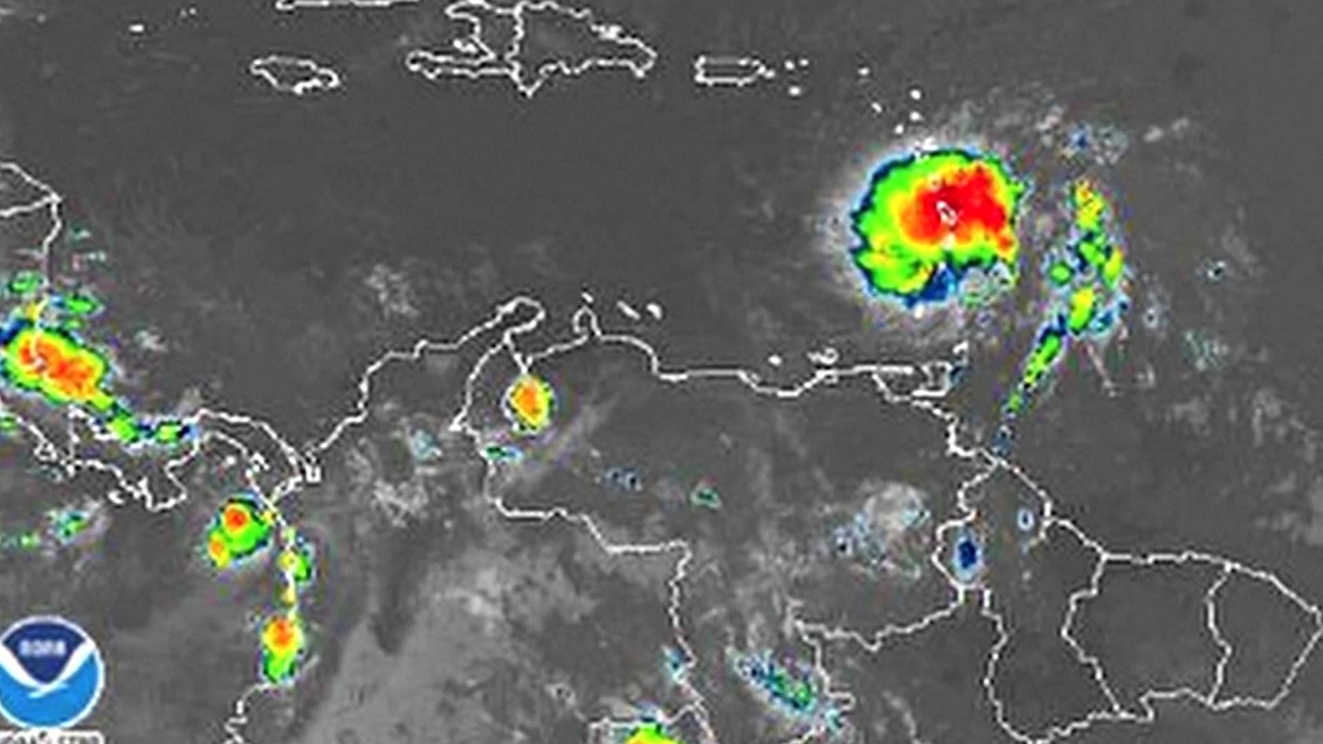 tropical storm dorian picks