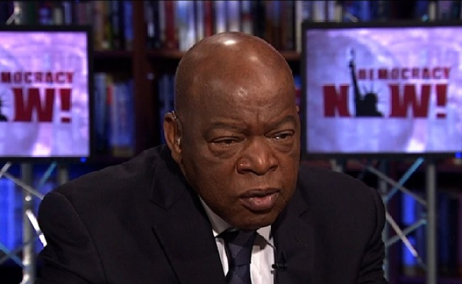 I Thought I Saw Death John Lewis Remembers Police