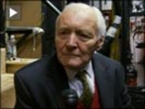 Tony Benn on Tony Blair He Will Have to Live Til the