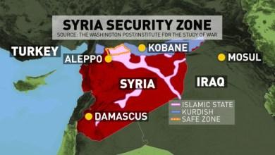 """Photo of هل تؤثر  الخطة التركية حول المنطقة الآمنة في سوريا على المعركة ضد تنظيم """"داعش"""" ؟"""