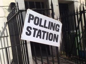 polling station - secretlondon123 - CC BY SA 20