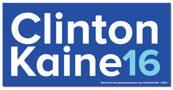 clinton and kaine 2016