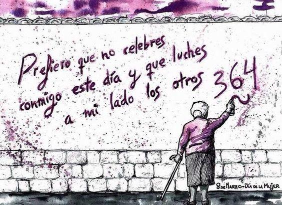 8M – Día Internacional de la Mujer Trabajadora