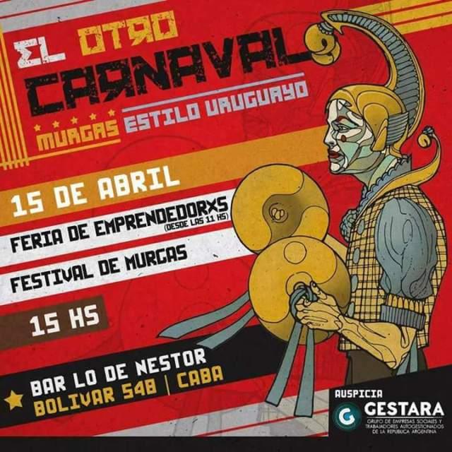 ¡Sumate! ¡Vení! Feria de Emprendedores GESTARA y Festival de Murgas# EconomíaSocial