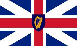 02 Bandiera del Protettorato di Cromwell 1649-1653