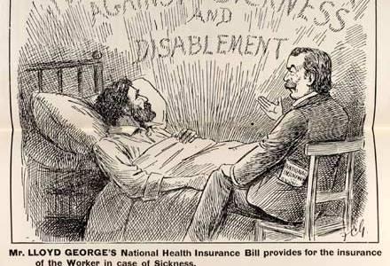 Assistenza sanitaria e Stato sociale. Un nuovo paradigma?