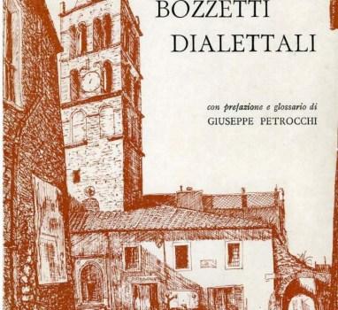 Alcibide Boratto sugli affreschi dialettali di Evaristo Petrocchi