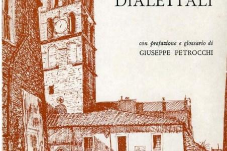 Alcibiade Boratto sugli affreschi dialettali di Evaristo Petrocchi