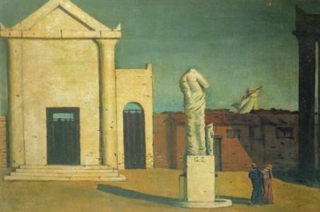 De Chirico e la poetica della metafisica