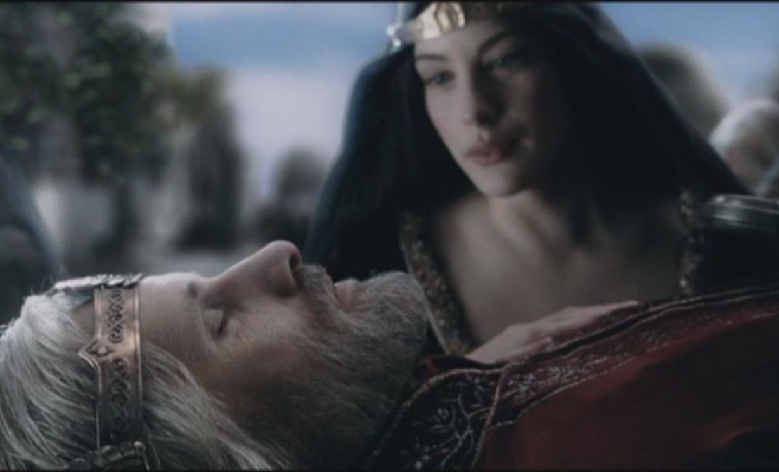 Aragorn es el último de los hombres de númenor descritos en el Silmarillion.