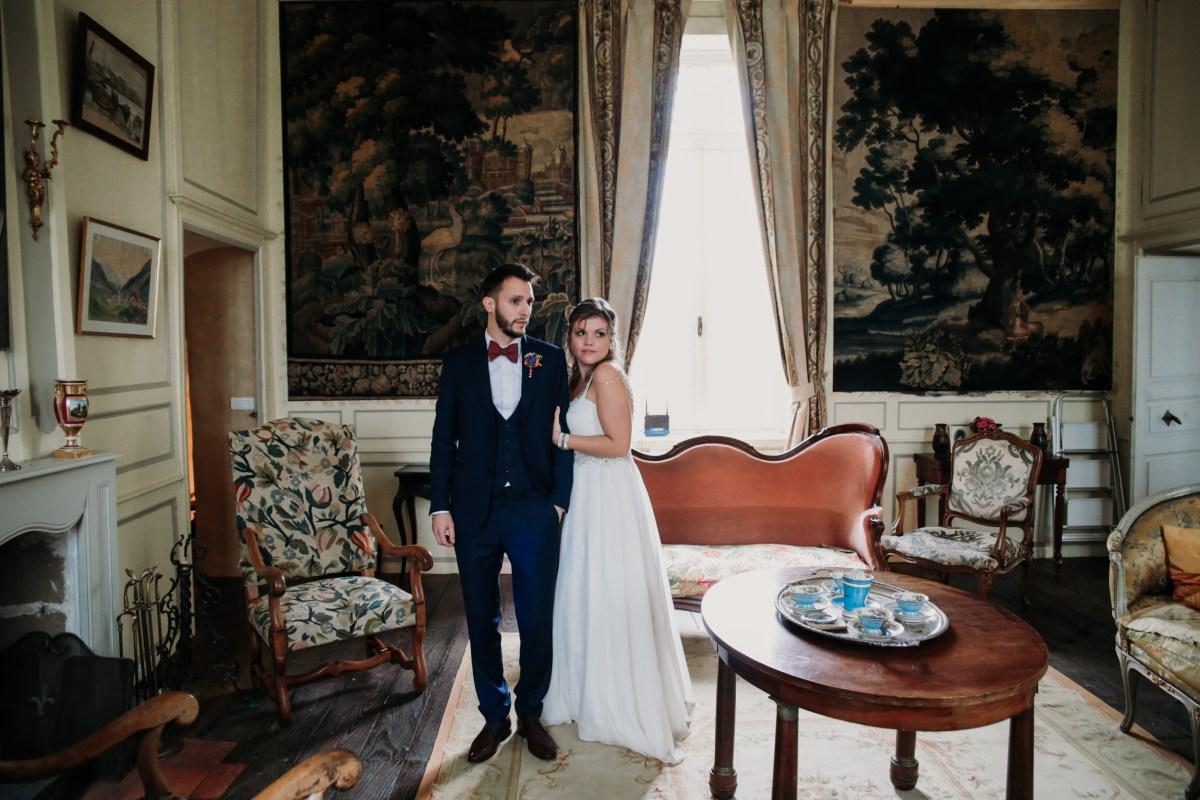 Organisation de Mariage pays de la baie de Mont Saint Michel - Demoiselle capeline wedding planner Bretagne