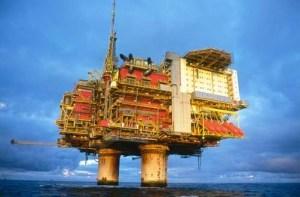 Norge er fremdeles en stor oljeeksportør.