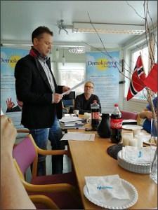 Nestleder Rune Johnsen