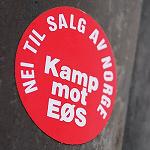 Nei til EU og EØS
