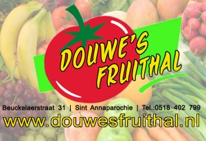 DOUWE'S FRUITHAL St. Annaparochie
