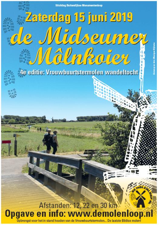 Poster de Midseumer MôlnKoier 2019