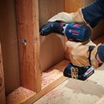 Bosch GSR18V-535FCB15 18V EC Brushless Connected-Ready Flexiclick 5-In-1 Drill/Driver System and (1) GFA18-H SDS-plus Rotary Hammer Attachment with Side Handle